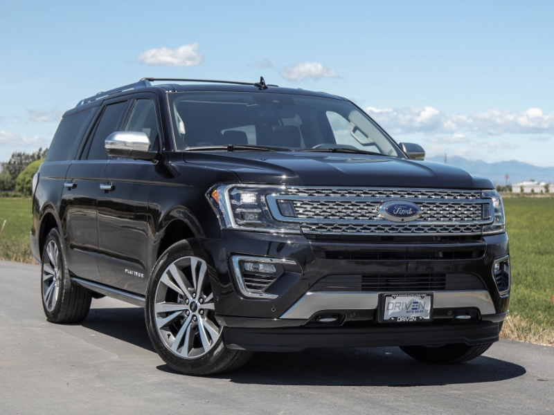 Ford Expedition MAX Platinum 4WD 2020