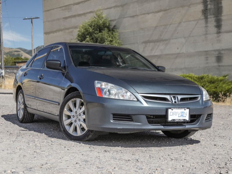 Honda Accord SE V-6 Sedan AT 2007