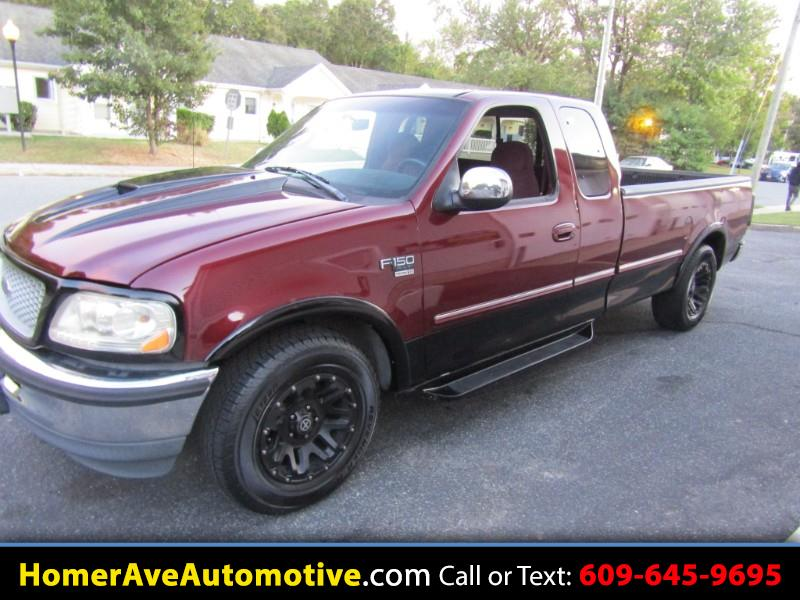 "Ford F-150 133"" WB 1998"