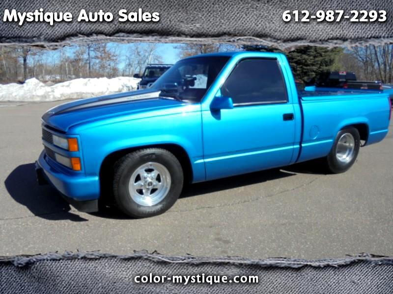 1992 Chevrolet Trucks C10