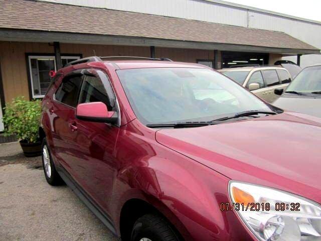 2012 Chevrolet Equinox 1LT AWD