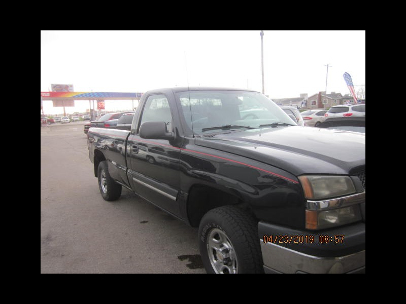 Chevrolet Silverado 1500 Z71 Long Bed 4WD 2004