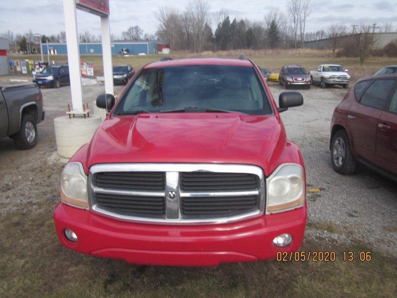Dodge Durango Limited 4WD 2004