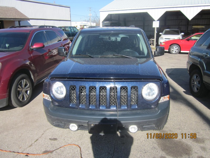Jeep Patriot Latitude 2WD 2014