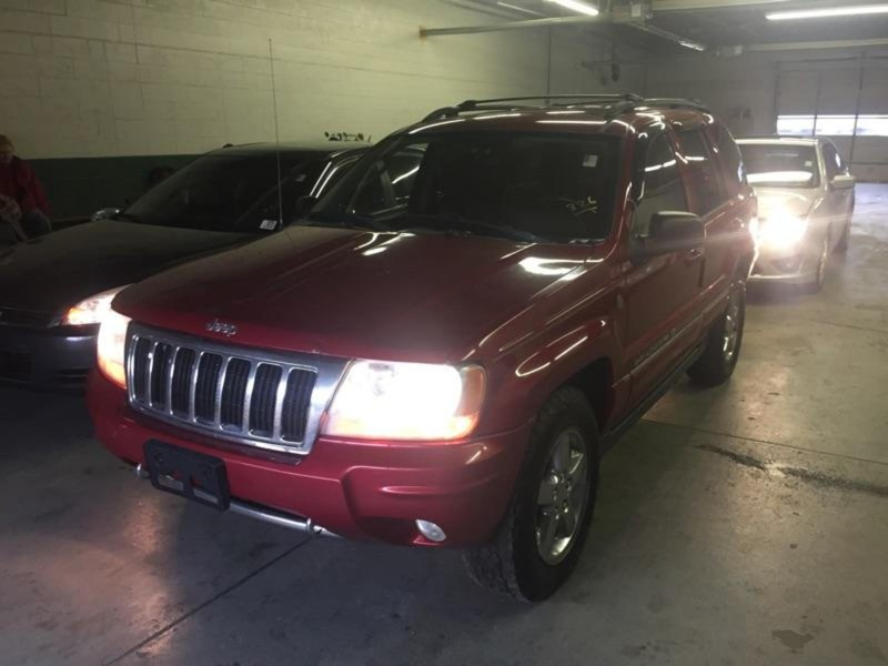 Jeep Grand Cherokee Overland 4WD 2004