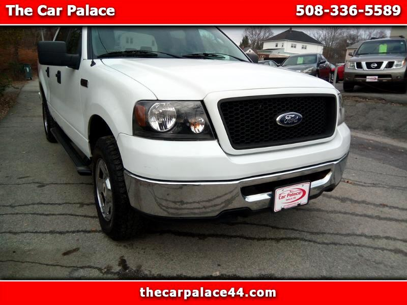 "2006 Ford F-150 4WD SuperCrew 139"" XLT"