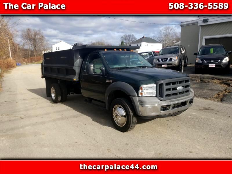 2005 Ford F-550 Regular Cab 2WD DRW