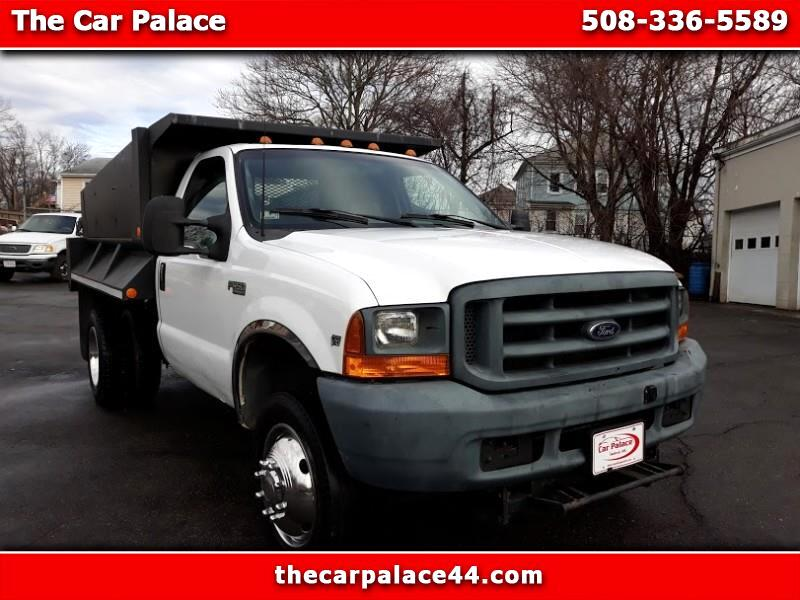 1999 Ford F-450 SD Regular Cab DRW 4WD
