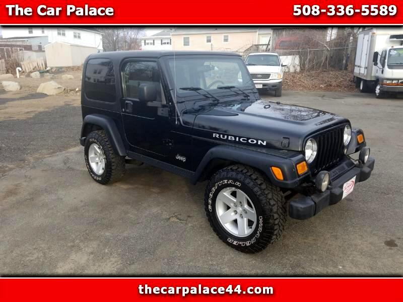 2005 Jeep Wrangler Unlimited Rubicon