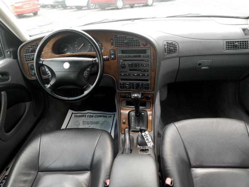 2002 Saab 9-5 SportWagon Linear