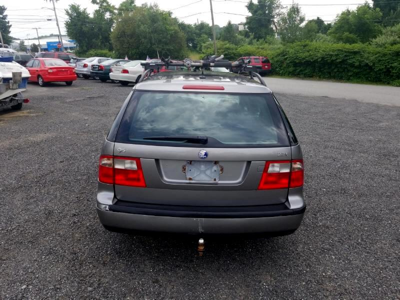 Saab 9-5 SportWagon Linear 2002
