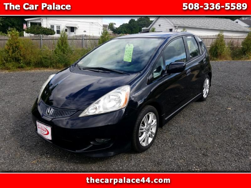 Honda Fit Sport 5-Speed MT with Navigation 2009