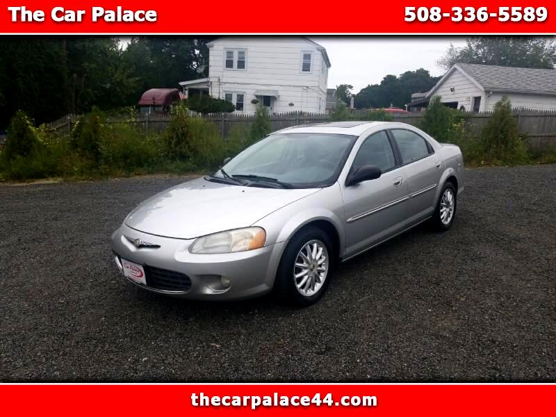 Chrysler Sebring LXi Sedan 2002