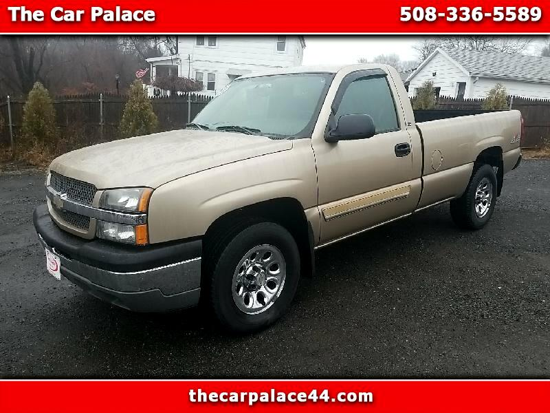 Chevrolet Silverado 1500 LS Long Bed 4WD 2005