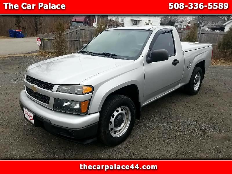 Chevrolet Colorado Work Truck 2WD 2010