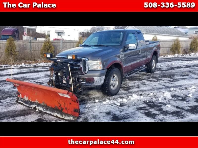 Ford F-250 SD Lariat SuperCab 4WD 2005