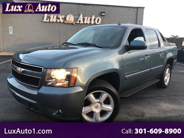 2008 Chevrolet Avalanche 1500 5dr Crew Cab 130