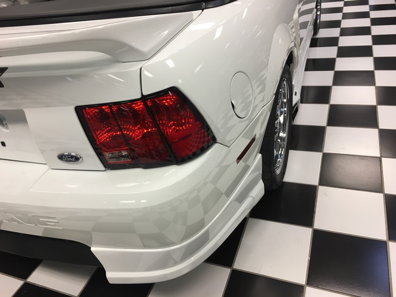 2000 Ford Mustang Roush Convertible
