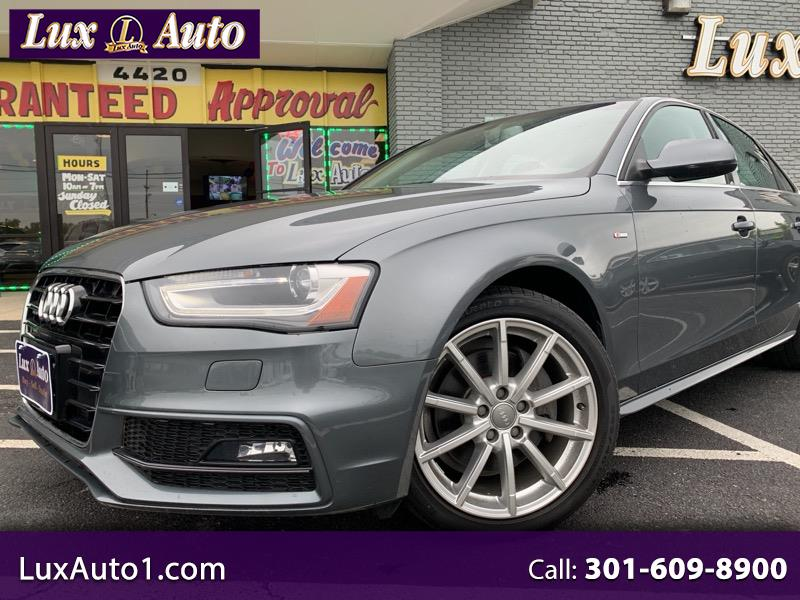 Audi A4 2015 for Sale in White Plains, MD