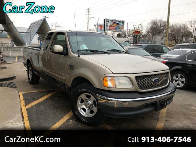 2000 Ford F-150 WS SuperCab Long Bed 2WD