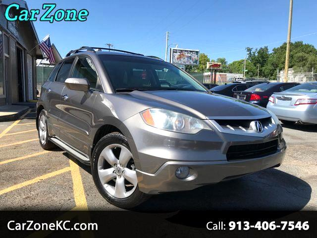 Used 2007 Acura RDX for Sale in Kansas City MO 64131 CarZone