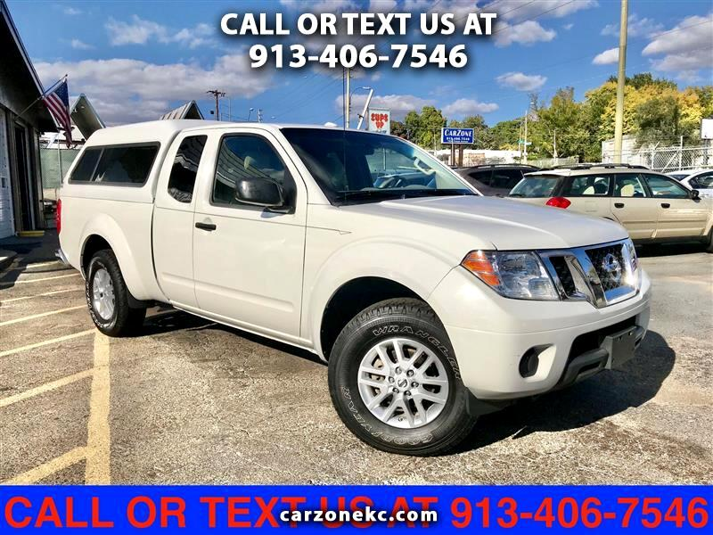 Nissan Frontier PRO-4X King Cab 6MT 4WD 2015