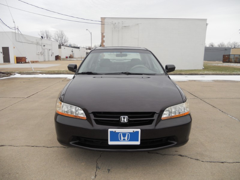 1999 Honda Accord EX V6 sedan