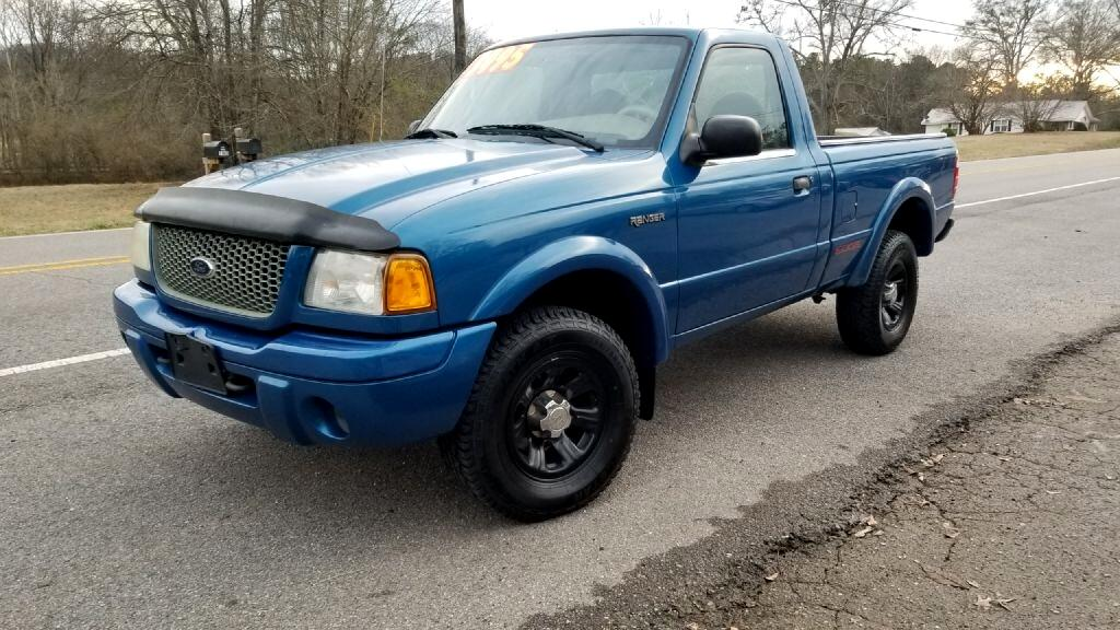 Ford Ranger XL 3.0 2WD 2001