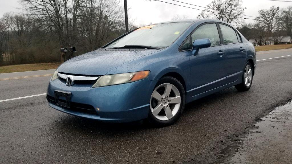 Honda Civic EX sedan 2006