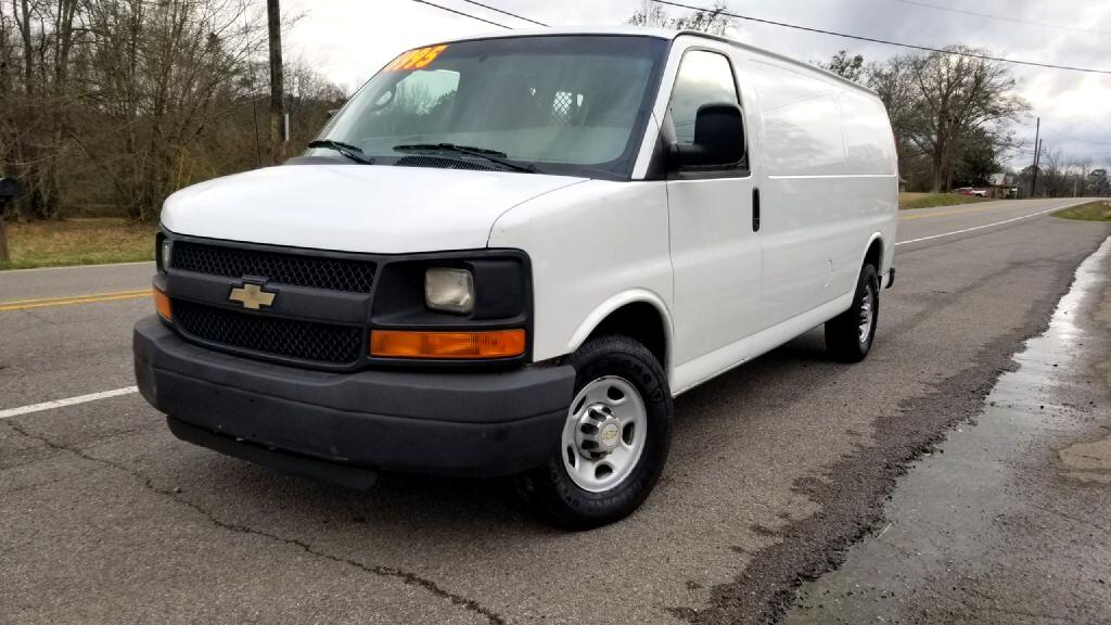 Chevrolet Express 2500 Cargo Extended 2012