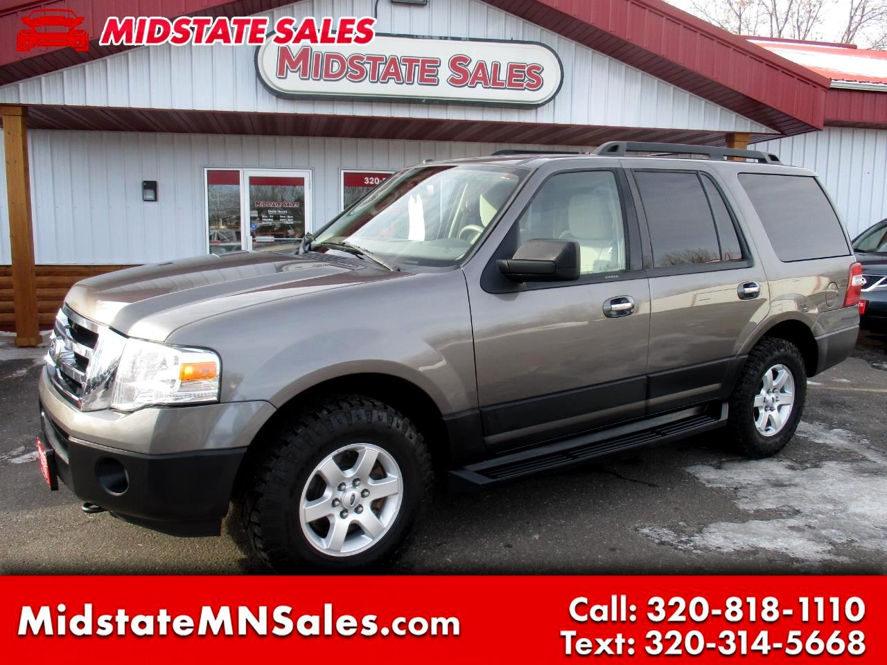 2014 Ford Expedition XL 4WD