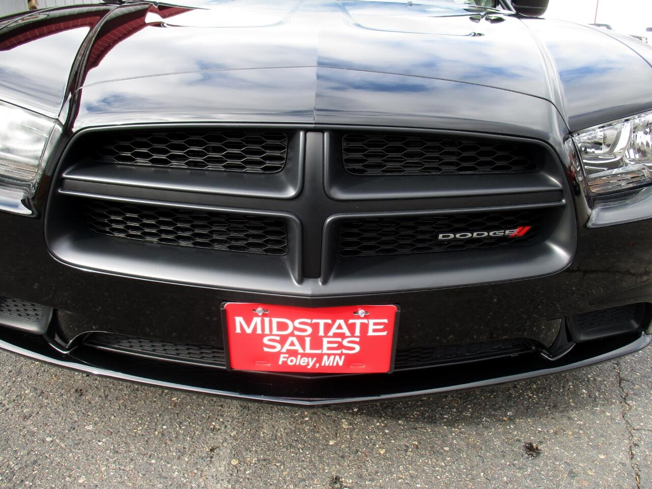 2012 Dodge Charger 4dr Sdn Police RWD