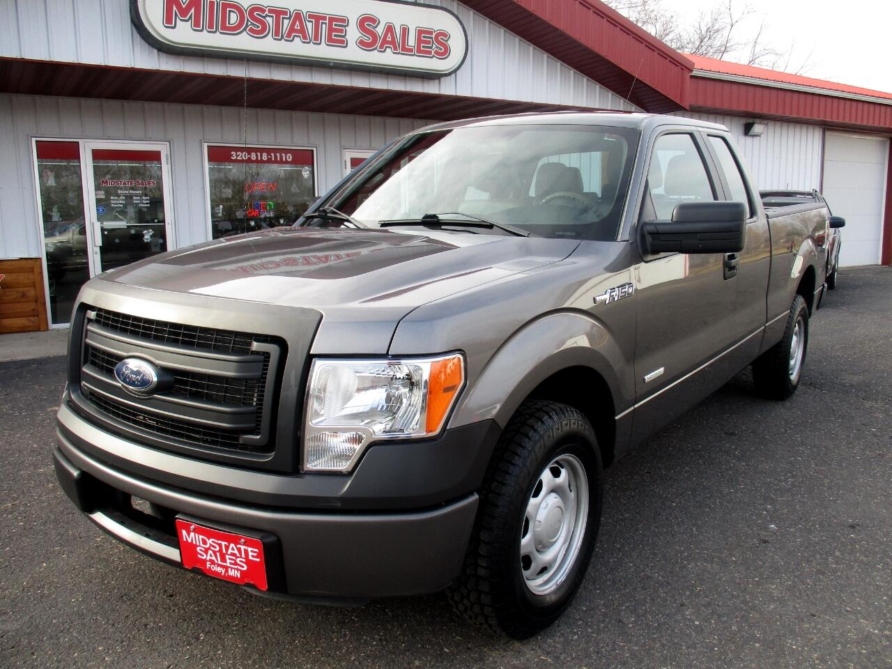2013 Ford F-150 2WD SuperCab 145