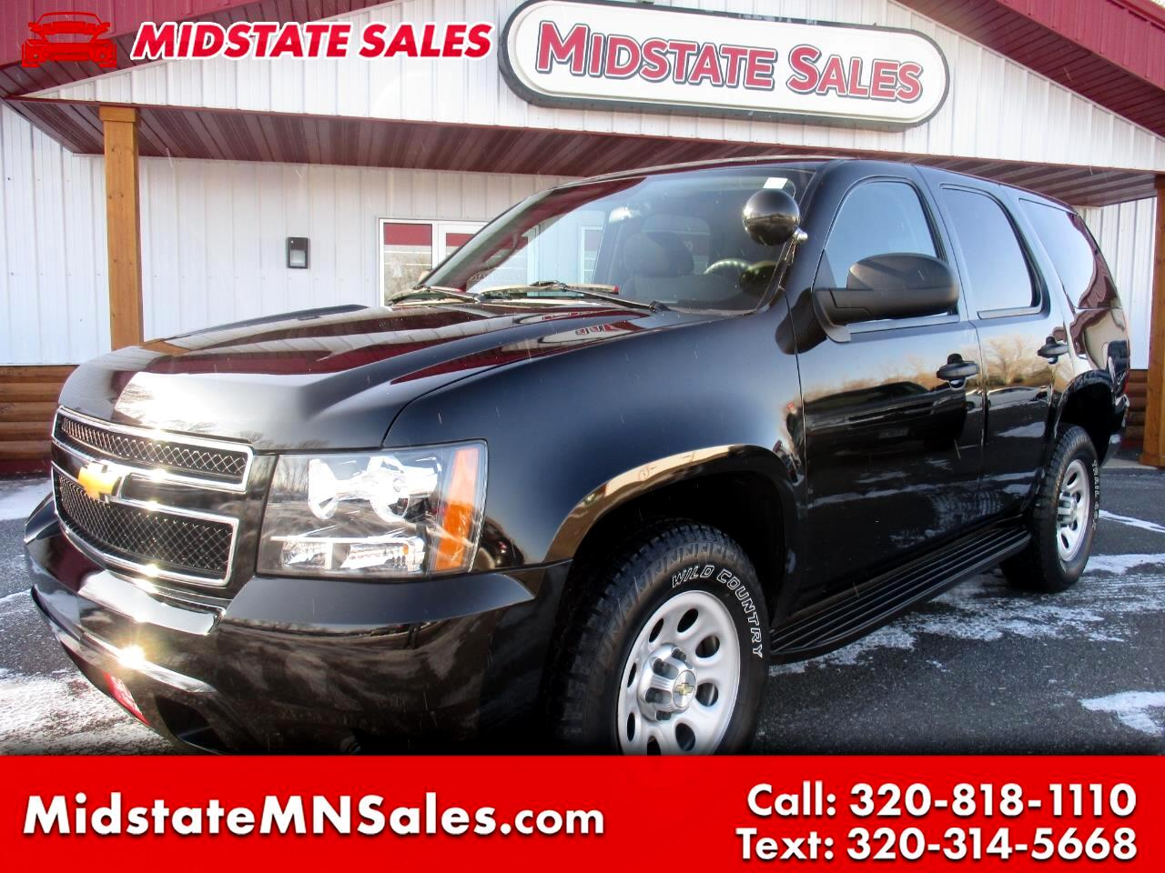 2013 Chevrolet Tahoe 4WD 4dr 1500 Commercial