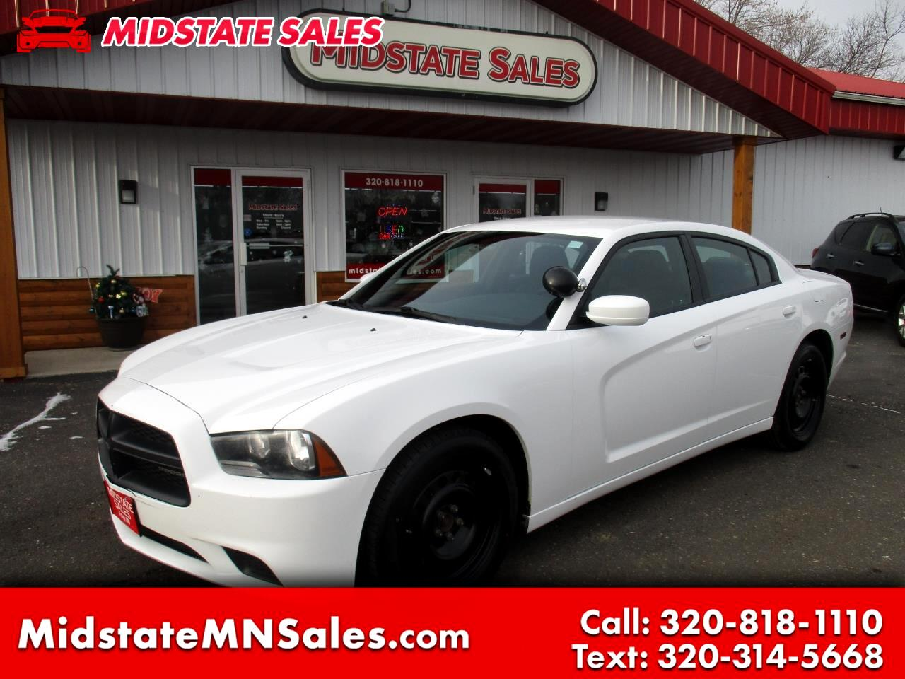 2014 Dodge Charger 4dr Sdn Police AWD
