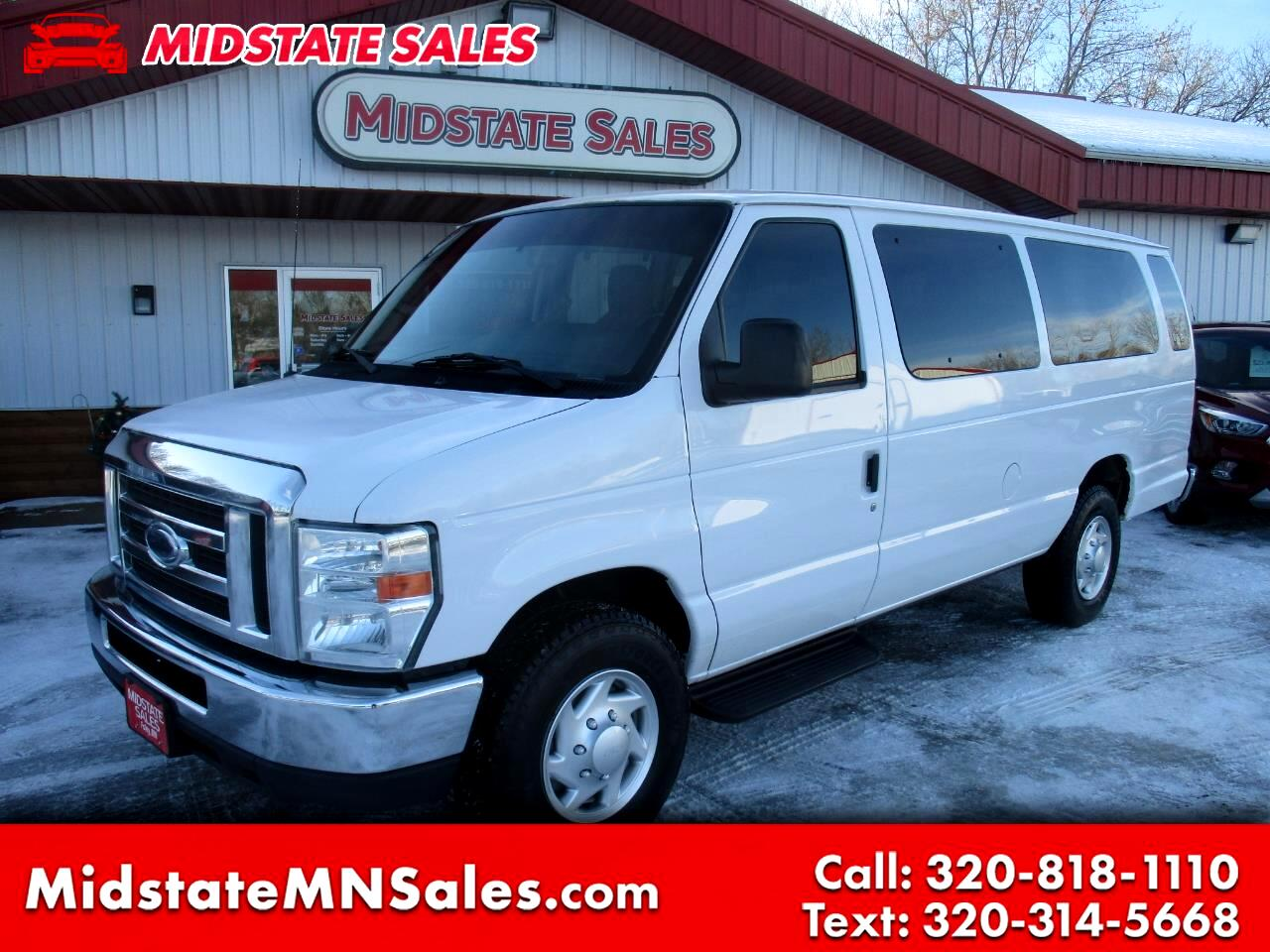 2012 Ford Econoline Wagon E-350 Super Duty Ext XLT