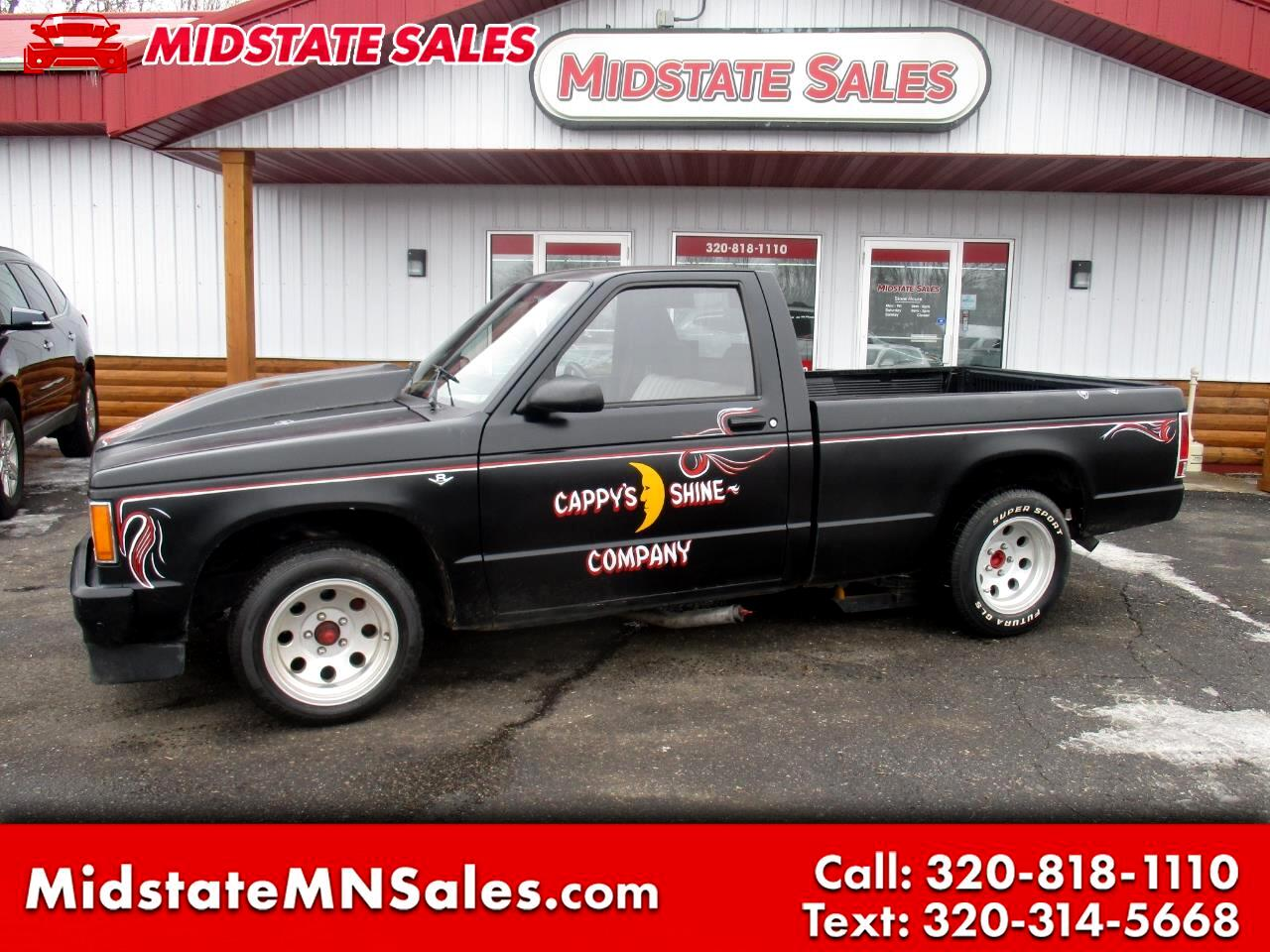 1984 Chevrolet S-10 Fleetside 6'