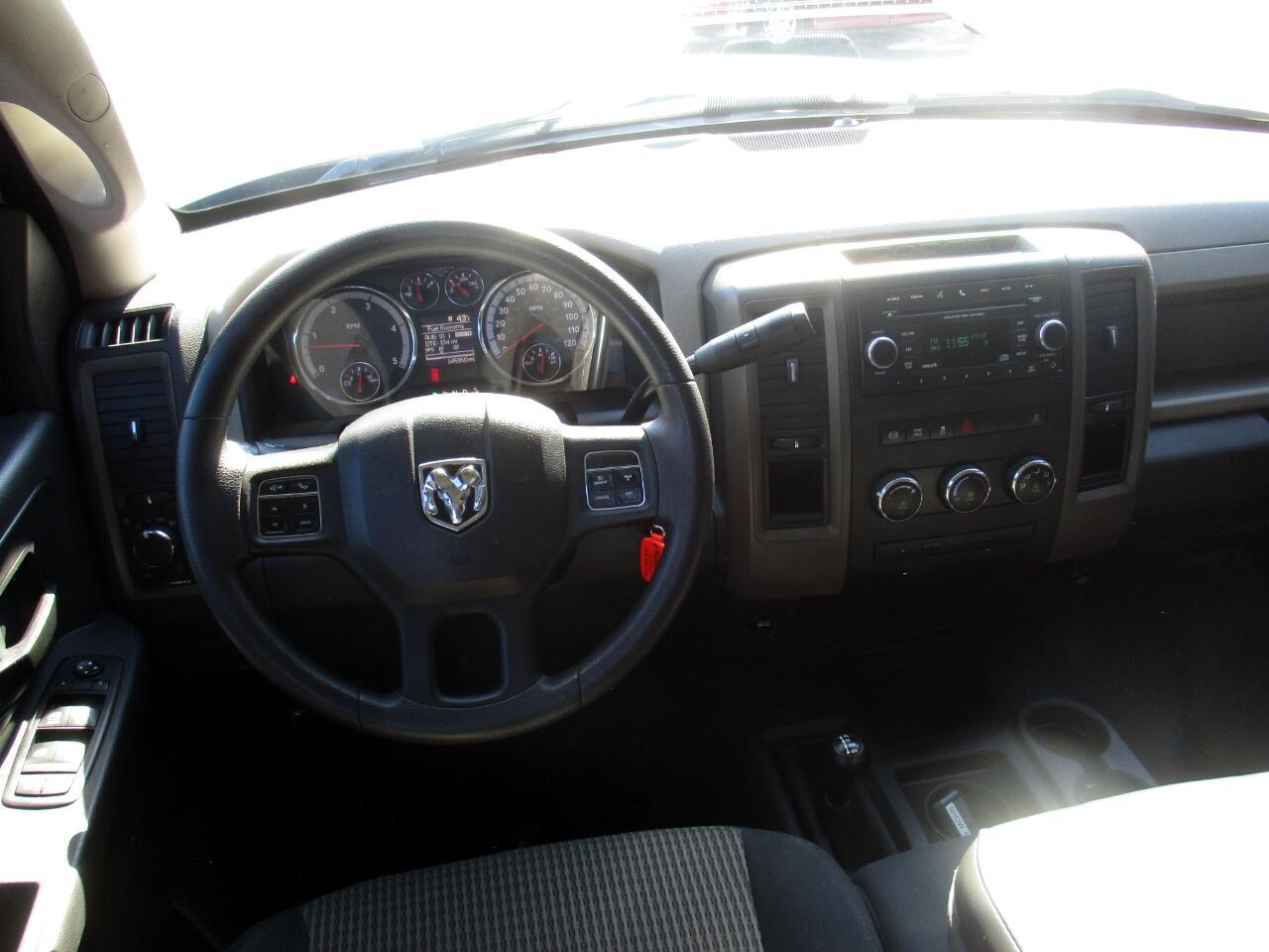 2012 RAM 2500 4WD Crew Cab 169