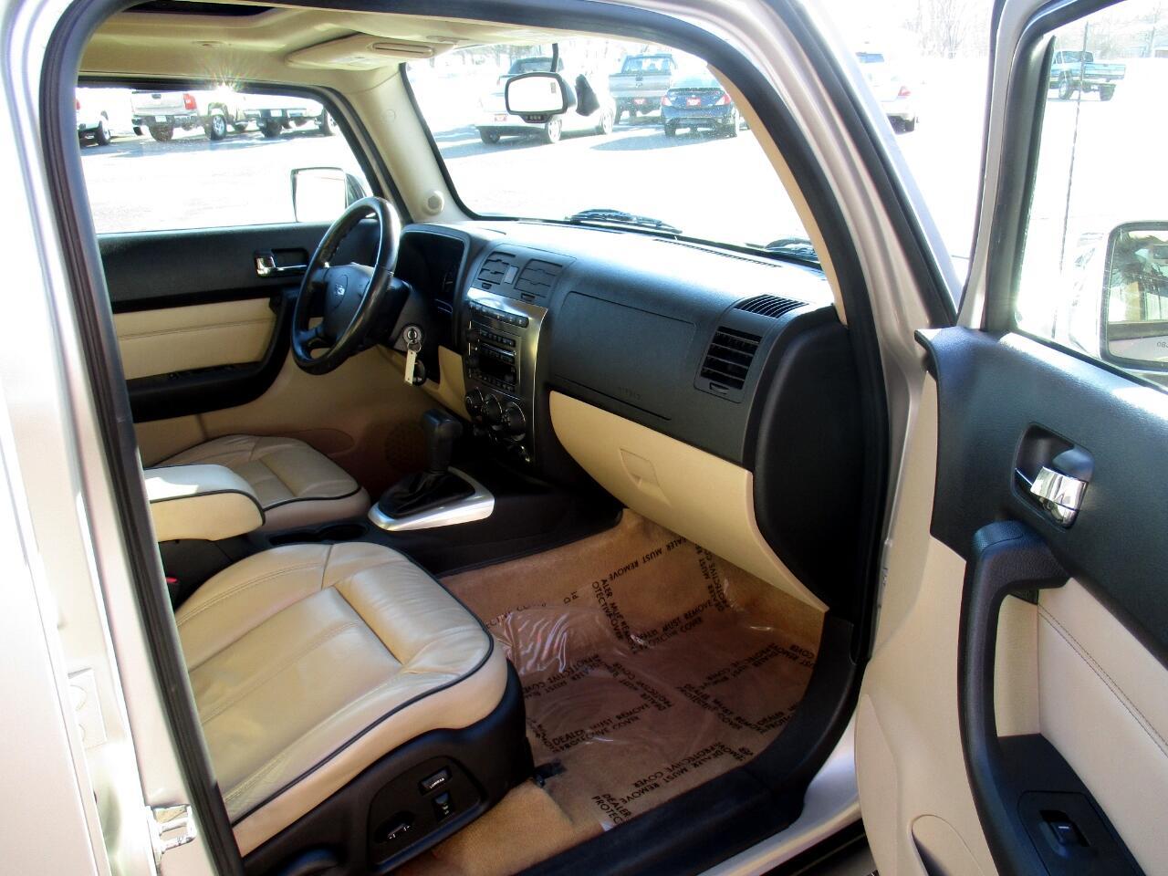 2006 HUMMER H3 4dr 4WD SUV