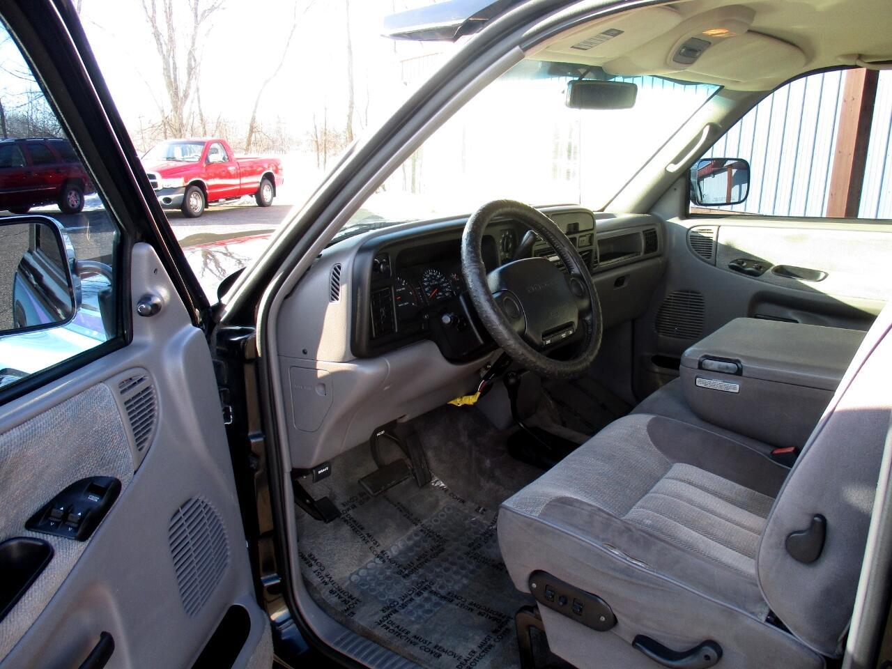 1996 Dodge Ram 2500 Reg Cab 135