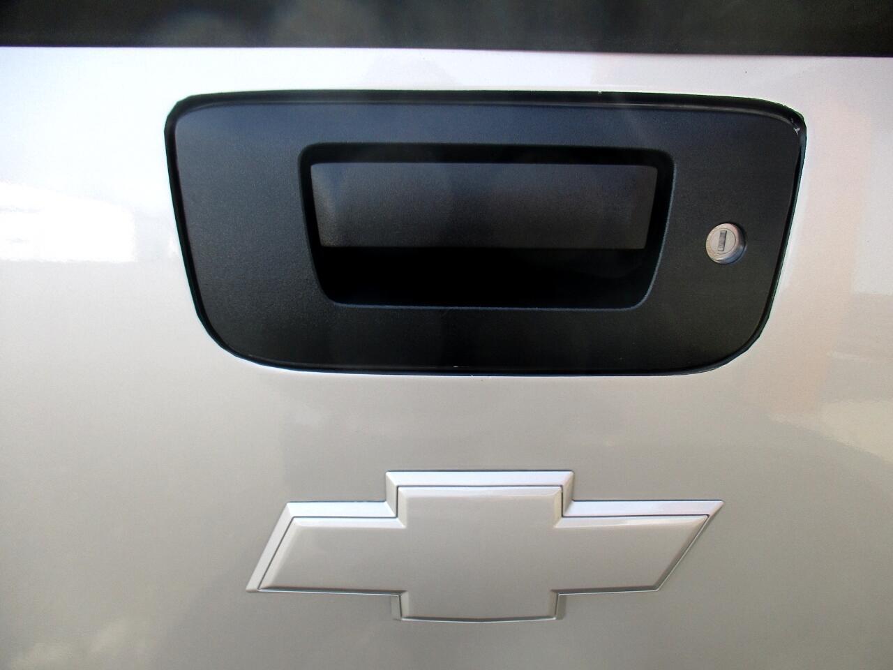 2009 Chevrolet Silverado 1500 4WD Ext Cab 143.5