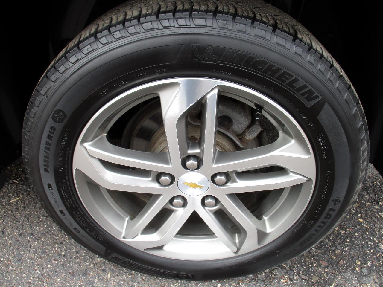 2017 Chevrolet Equinox AWD 4dr Premier