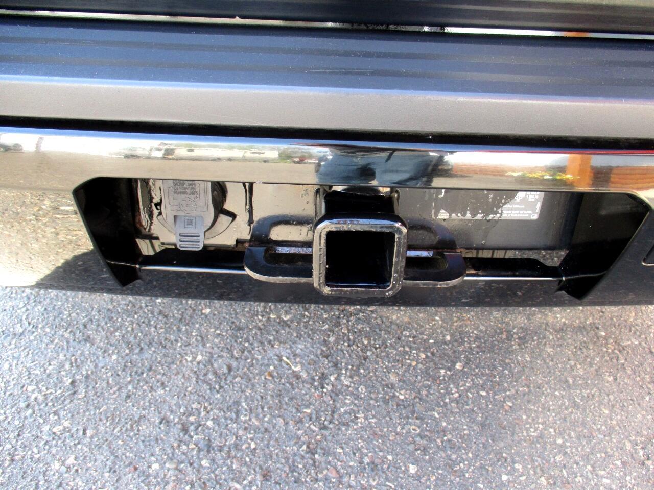2015 Chevrolet Tahoe 4WD 4dr LT