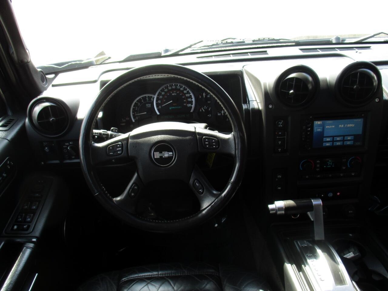 2005 HUMMER H2 4dr Wgn SUV