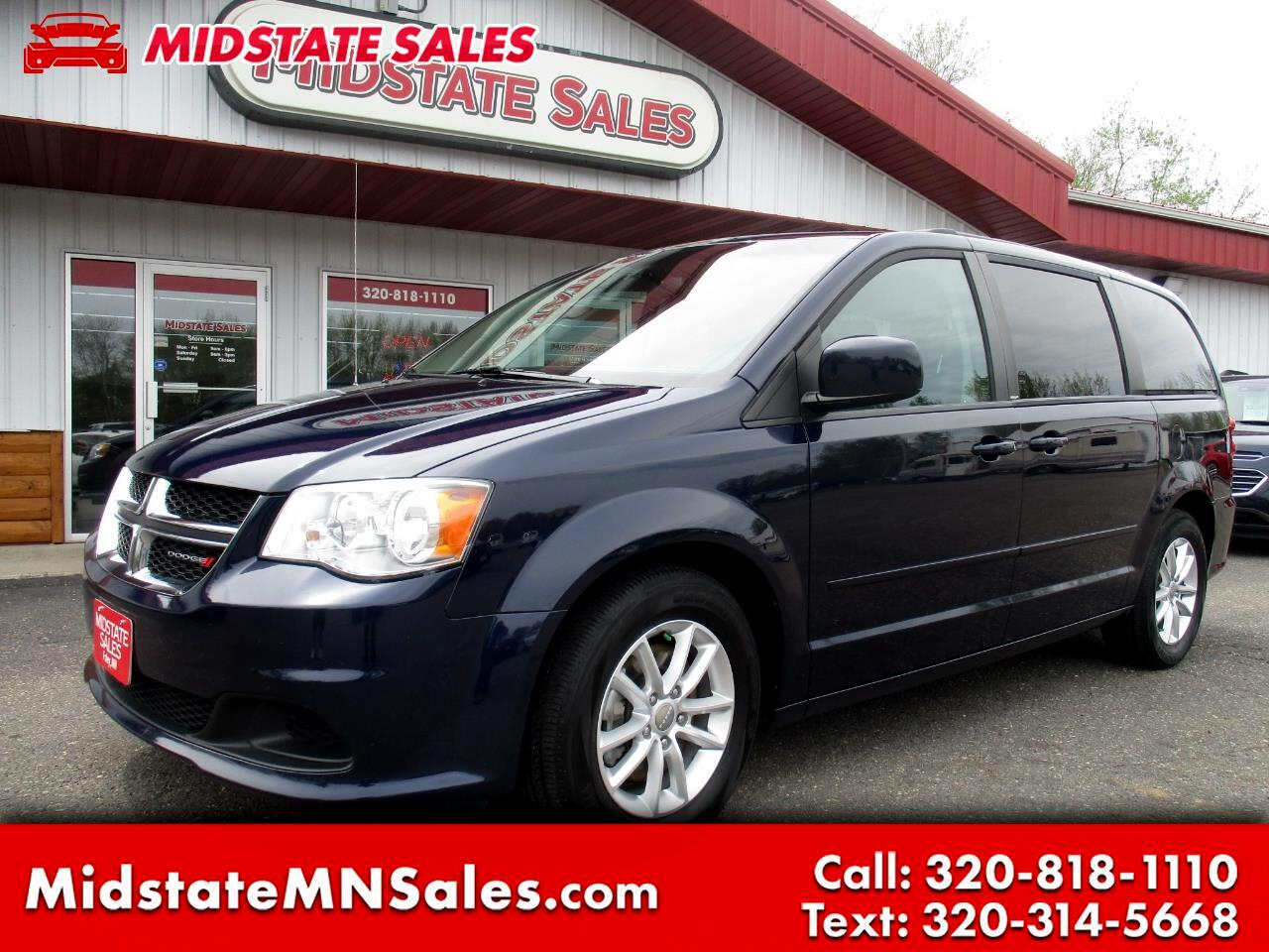 2013 Dodge Grand Caravan 4dr Wgn SXT