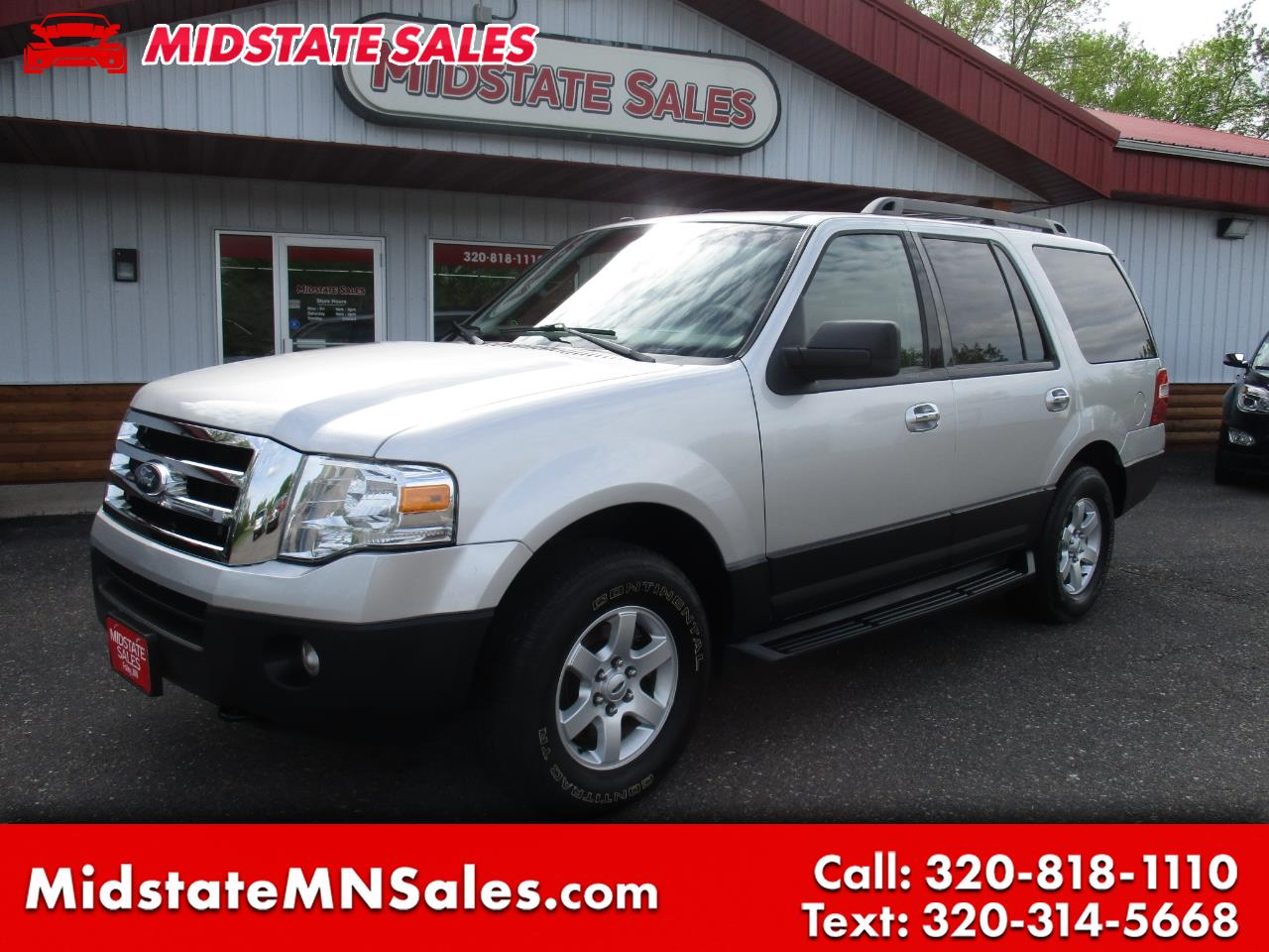 2014 Ford Expedition 4WD 4dr XL