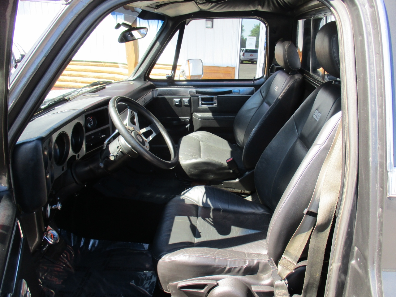 1981 Chevrolet Pickup 2WD 2dr C10