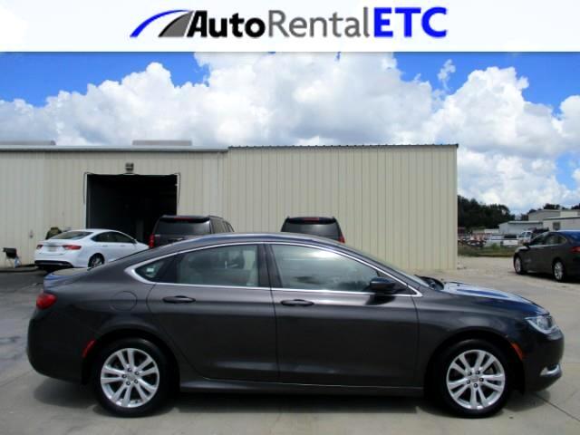 Car Rental Lafayette La >> Used 2016 Chrysler 200 Limited For Sale In Lafayette La