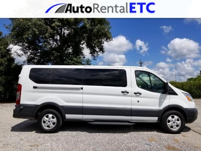 Ford Transit 350 Wagon Low Roof XL w/Sliding Pass. 148-in. WB 2017