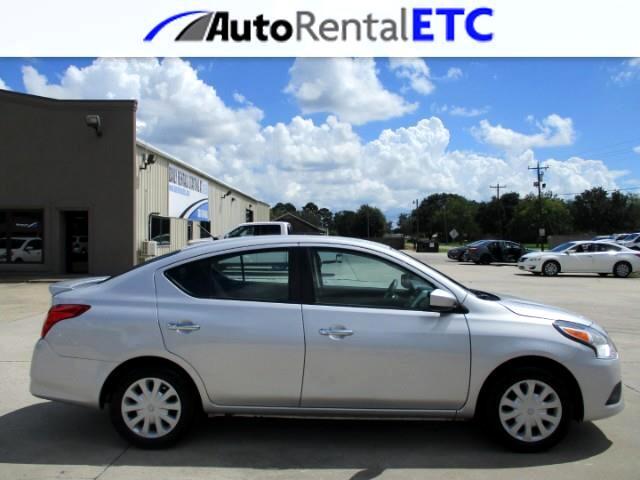Car Rental Lafayette La >> Used 2018 Nissan Versa 1 6 S 5m For Sale In Lafayette La